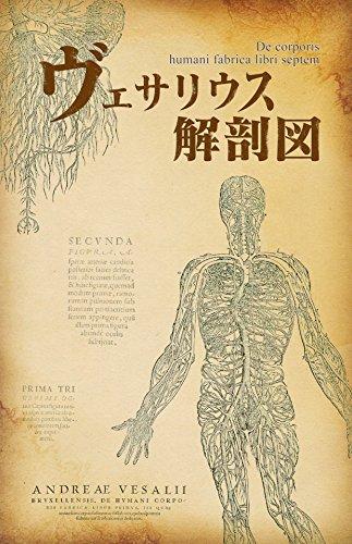 ヴェサリウス解剖図: De corporis humani fabrica libri septem