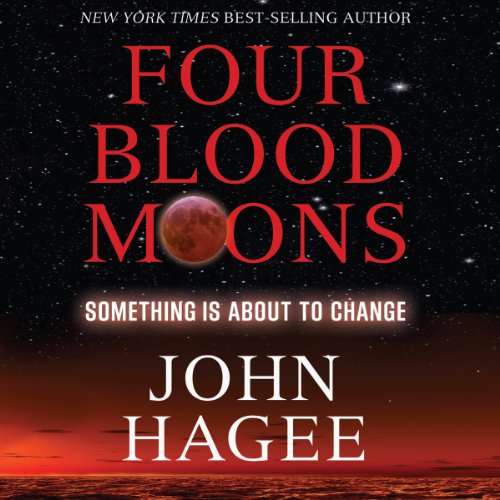 Four Blood Moons audiobook cover art
