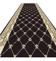 CnCnCn カーペット回廊アイルエントランスリビングルームヨーロピアンスタイルの厚さ0.6センチメートル (Color : B, Size : 80x400cm)