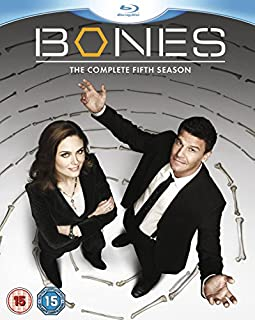 Bones - Season 5 [Blu-ray] (B00433SNCW) | Amazon price tracker / tracking, Amazon price history charts, Amazon price watches, Amazon price drop alerts