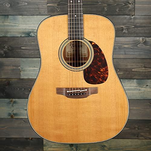 Takamine EF340S TT - Guitarra acústica eléctrica con funda rígida
