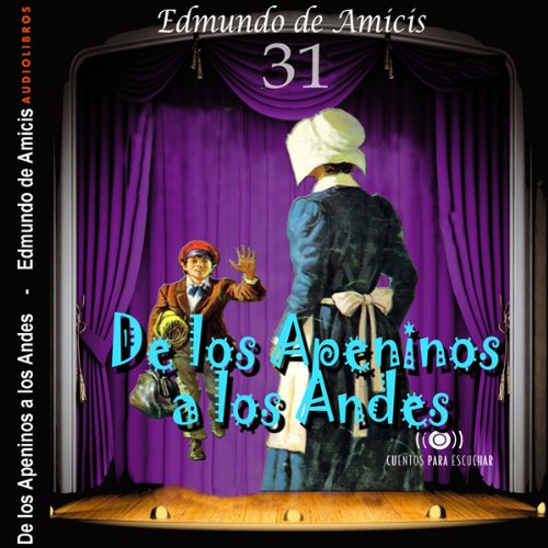 De los Apeninos a los Andes [From the Apennines to the Andes] audiobook cover art