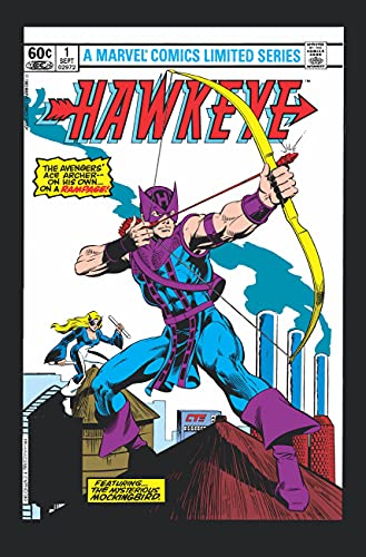 Hawkeye Epic Collection: The Avenging Archer