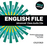 ENGLISH FILE ADV CLASS AUDIO CD (5) 3ED (English File Third Edition) - 9780194502528: The best way to get your students talking
