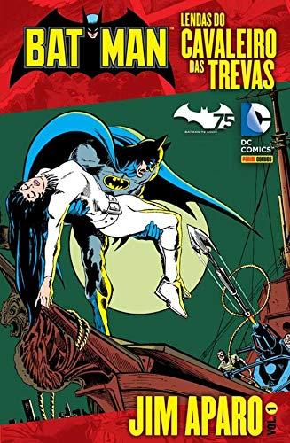 Batman Lendas do Cavaleiro das Trevas Jim Aparo Vol. 1: 01