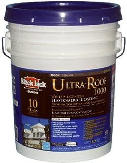 GARDNER-GIBSON 1/30/5530 Series 4.75GAL WHT RoofCoating