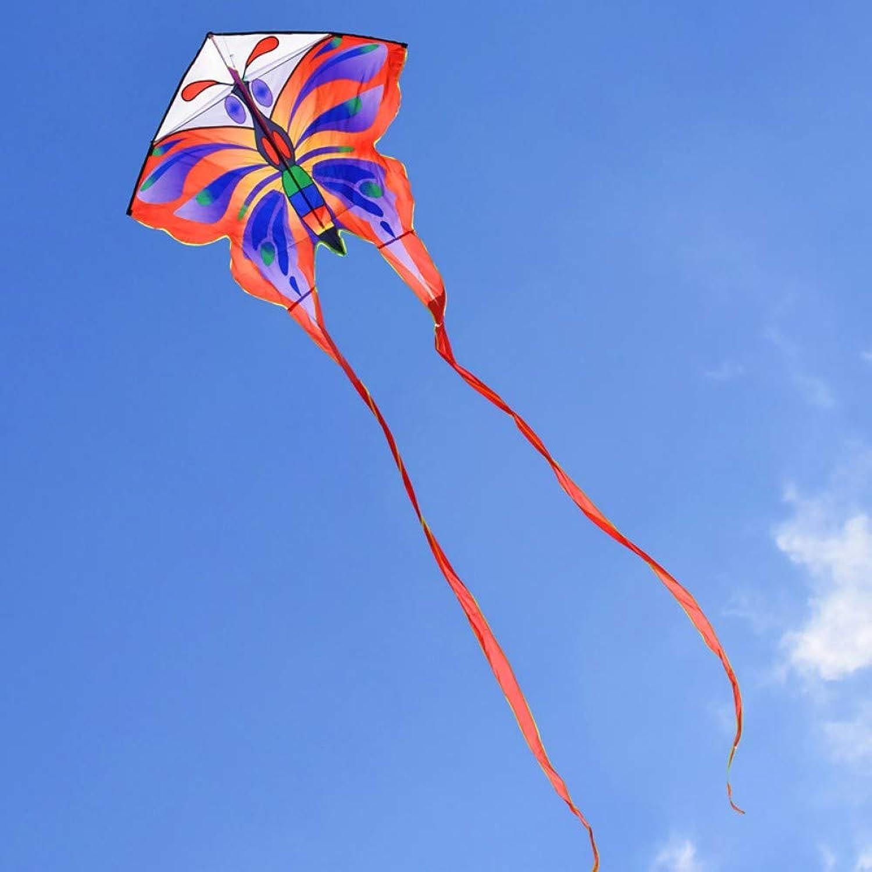 Kiteyan Drachenschmetterling Kinder Erwachsene Brise Leicht Zu Zu Zu Fliegen Paket Fliegen Qualität Anfänger Anfänger Gute Fliege B07PBW7SQ2  Qualität und Verbraucher an erster Stelle 9590dc