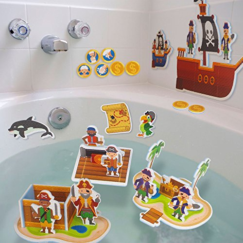 Learn & Climb Interactive Bath Toys for...