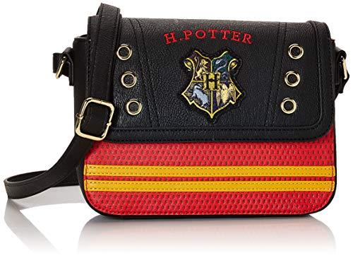 Harry Potter Loungefly - Hogwarts Frauen Handtasche schwarz