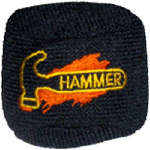HAMMER Bowlingkugel Mikrofaser-Ball, Schwarz