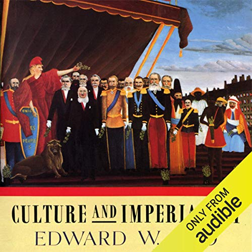 Culture and Imperialism Titelbild