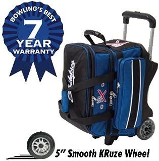 KR Strikeforce Royal Flush Double Roller Bowling Bag