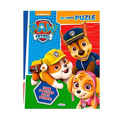 Paw Patrol   4 puzzle en una caja, 12 16 20 24 piezas, para niños 3+ años (7033)