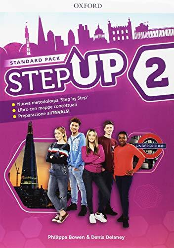 Step up. Student's book-Workbook. Con Mind map. Per la Scuola media. Con ebook. Con espansione online. : Step up. Student's book-Workbook. ... espansione online. - [Lingua inglese]: 2: Vol. 2