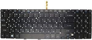 Laptop Keyboard for ACER Aspire M3-581G M3-581PT M3-581PTG M3-581T M3-581TG M5-581G M5-581TG V5-551 V5-551G V5-571 V5-531 TravelMate P276-M P276-MG with Backlit Russian RU NO Frame