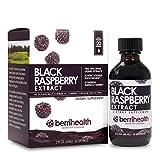 100% Authentic Oregon Black Raspberry Extract (60mL Liquid)