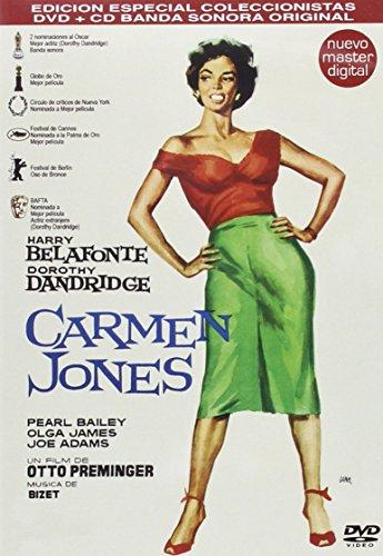 Carmen Jones Dvd + Bso [Dvd] (2014) Dorothy Dandridge,Harry Belafonte,Pearl