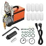 Estink Haute Pression Pompe à compresseur, 30MPa 220V Compresseur Electrique Pompe...