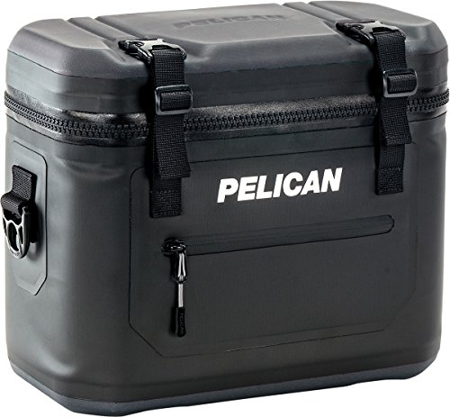 Pelican Elite Soft Cooler (12 Can), Black