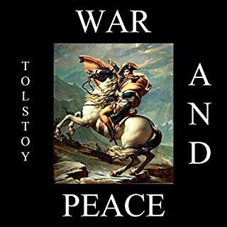 War and Peace                   By:                                                                                                                                 Leo Tolstoy                               Narrated by:                                                                                                                                 Alan Munro                      Length: 66 hrs and 50 mins     4 ratings     Overall 3.0