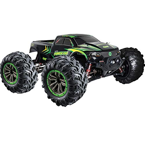1:10 Scale RC Truck 4x4 | 48+ kmh Speed...