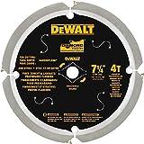 DEWALT DWA3193PCD Fiber Cement/Laminate Saw Blade, 7-1/4'