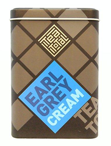 大洋州貿易 ティートータル アールグレイ クリーム 100g入り缶 ニュージーランド産 紅茶 フレーバーティー