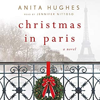 Christmas in Paris audiobook cover art