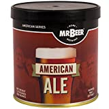 Mr. Beer American Ale 2 Gallon Homebrewing Refill, Red/Black