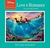 Disney Dreams Collection by Thomas Kinkade Studios: Collectible Print with 2022: Love & Romance