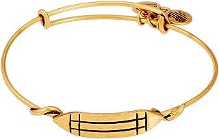 Alex and ANI Atlantean Wrap Rafaelian Gold Finish Bangle Bracelet A11EBW116RG