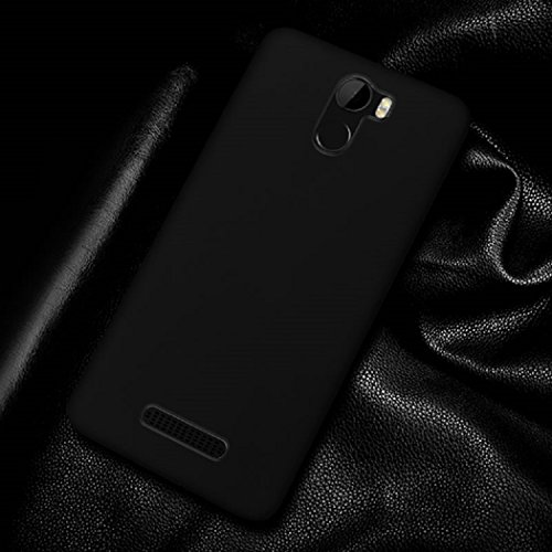 """BLU VIVO 8L (5.3"""") Case, ZLDECO Ultra Slim Shock Proof Matte Hard Skin Case Cover Protect for Blu Vivo 8L Smartphone (Black)"""