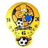 Wanduhr Disney Simpson Bart 24  x 36  cm