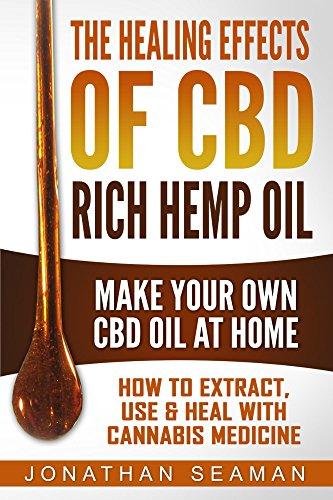 The Healing Effects of CBD Rich Hemp Oil...