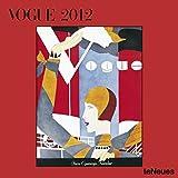 2012 Vogue Grid Calendar