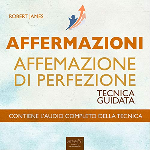 Affermazioni. Affermazione di Perfezione [Affirmations. Affirmation of Perfection] Titelbild