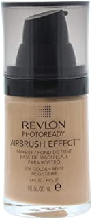 Revlon Photoready Golden Beige Airbrush Effect Makeup, 30 ml