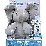 Games 6053047 Gund-Animated Flappy The Elephant GDE - Peluche (30,5 cm), multicolor , color/modelo surtido