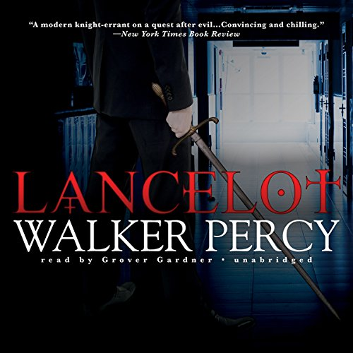 Lancelot audiobook cover art