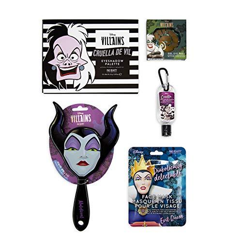 Mad Beauty, PACK Productos Mad Beauty Villanas Disney