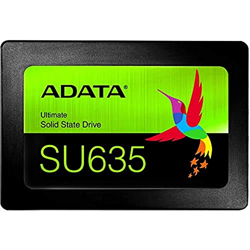 ADATA SU635 480GB 3D-NAND SATA 2.5 inch Internal ...