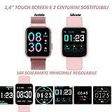 Zoom IMG-1 wwdoll smartwatch orologio fitness tracker