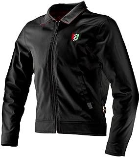 Corazzo Men's Postale Jacket (Black, Medium)