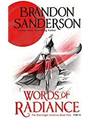 Words of Radiance Part Two: The Stormlight Archive Book Two: 4