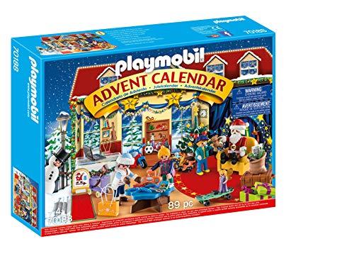 Playmobil - Calendrier de lAvent Boutique de Jouets  - 70188