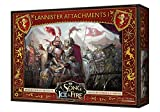 Board Games A Song of Ice & Fire: Lannister Attachments #1