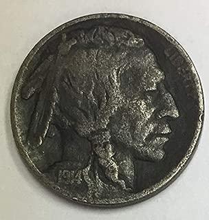 1914 nickel