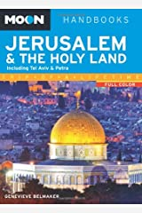 Moon Jerusalem & the Holy Land: Including Tel Aviv & Petra (Moon Handbooks) Paperback