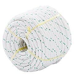 "Giantex 3/7"" Durable Braid Polyester Rope"