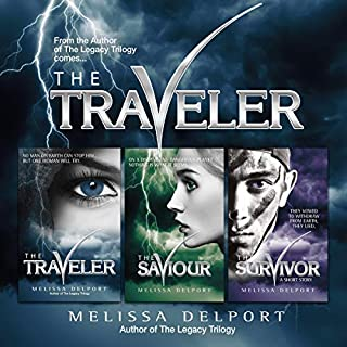 The Traveler Series: Boxed Set audiobook cover art